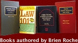 Books authored by Brien Roche